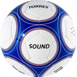 Мяч футбольный Torres Sound (арт. F30255)  - купить со скидкой