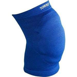 Наколенники спортивные Torres Pro Gel, (арт. PRL11018S-03), размер S, цвет: синий купить недорого низкая цена  - купить со скидкой
