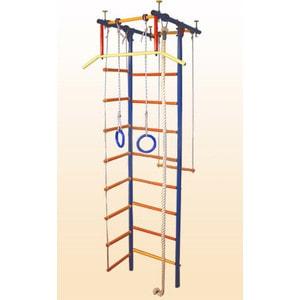 Детский спортивный комплекс Вертикаль Юнга 2.1Д турник широкий хват купить недорого низкая цена  - купить со скидкой