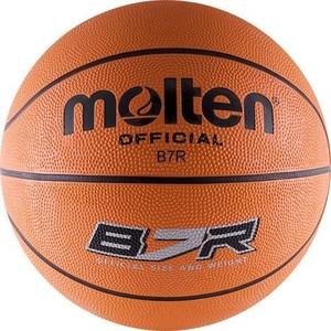 Мяч баскетбольный Molten B7R (р.7) отзывы покупателей специалистов владельцев  - купить со скидкой