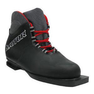 Ботинки лыжные Motor Classic (искуственная кожа) 45 размер купить недорого низкая цена  - купить со скидкой