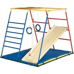 Детский спортивный комплекс Ранний старт ДСК люкс оптиматехнические характеристики фото габариты размеры  - купить со скидкой