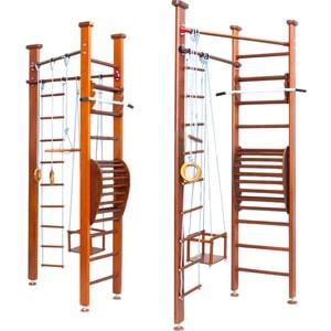 Детский спортивный комплекс Карусель 3Д.01.01 (с тренажером для осанки №2) купить недорого низкая цена  - купить со скидкой