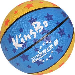 Мяч Moove&Fun баскетбольный размер 7, материал резина, (вес 570-600 гр в надутом состоянии) KingBo KBB-007/KBRB-719 отзывы покупателей специалистов владельцев  - купить со скидкой