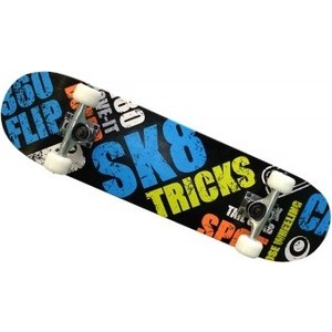 Скейт Moove&Fun Скейтборд клен, цвет B. MP3108-11B купить недорого низкая цена  - купить со скидкой