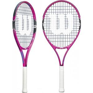 Ракетка для большого тенниса Wilson Burn Pink 25 GR00  - купить со скидкой