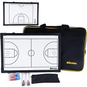 Тактическая доска для баскетбола Mikasa SB-B двухсторонняя (целая и половина площадки) купить недорого низкая цена  - купить со скидкой