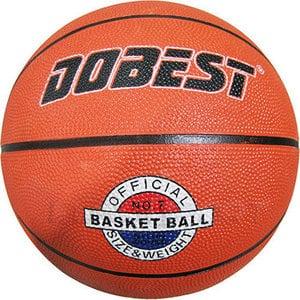 Мяч баскетбольный Dobest RB7-0886 отзывы покупателей специалистов владельцев  - купить со скидкой