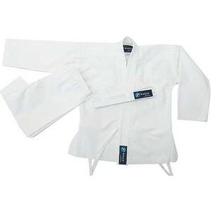 Кимоно карате для начинающих ES-0497 рост 140 (белое) купить недорого низкая цена  - купить со скидкой