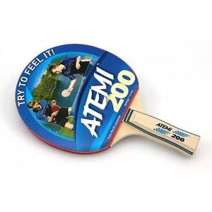 Ракетка для настольного тенниса Atemi 200 (Hobby) отзывы покупателей специалистов владельцев  - купить со скидкой