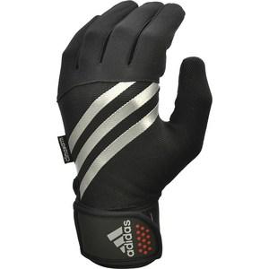 Тренировочные перчатки Adidas утепленные ADGB-12442RD р. M  - купить со скидкой