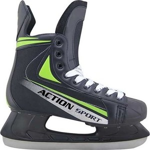 Коньки Action PW-434 хоккейные р. 46  - купить со скидкой