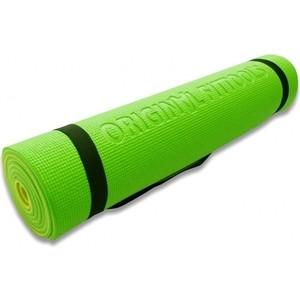 Коврик Original Fit.Tools для фитнеса Banana Lime купить недорого низкая цена  - купить со скидкой