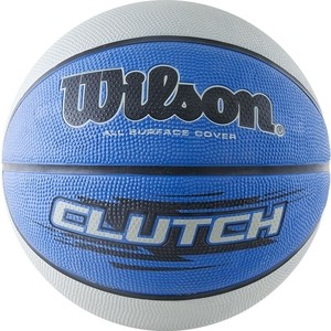 Мяч баскетбольный Wilson Clutch 295 (WTB1440XB0702) р.7  - купить со скидкой