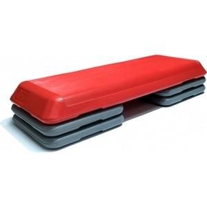 Степ-платформа Original Fit.Tools профессиональная 3 уровня (FT-PROSTEP02) купить недорого низкая цена  - купить со скидкой