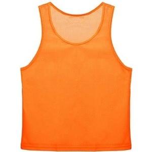 Манишка сетчатая юношеская (оранжевая) купить недорого низкая цена  - купить со скидкой