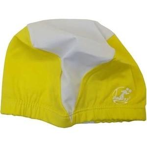 Шапочка для плавания Dobest полиэстеровая PL40 (желтая) купить недорого низкая цена  - купить со скидкой