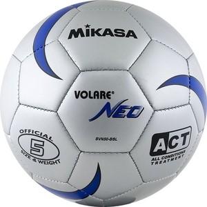 Мяч футбольный Mikasa SVN50-BSL р.5 купить недорого низкая цена  - купить со скидкой
