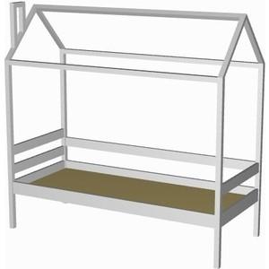 e60ad33e Купить Кровать-домик RooRoom кд-1С 140x70 серый в интернет магазине ...