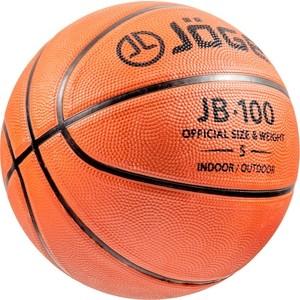 Мяч JOGEL баскетбольный JB-100 отзывы покупателей специалистов владельцев  - купить со скидкой