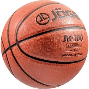 Мяч JOGEL баскетбольный JB-300 отзывы покупателей специалистов владельцев  - купить со скидкой