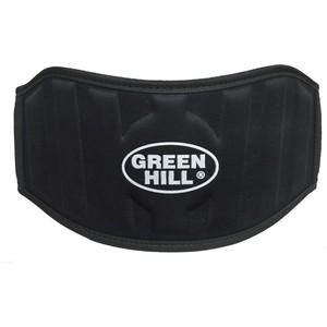 Пояс GREEN HILL тяжелоатлетический WLB-6732A-S, р. S ( 90 см)технические характеристики фото габариты размеры  - купить со скидкой