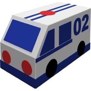 Romana Фургон Полиция ДМФ-МК-01.23.03 купить недорого низкая цена  - купить со скидкой
