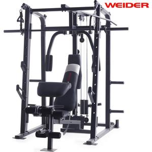 Силовой тренажер Weider Pro 8500 купить недорого низкая цена  - купить со скидкой