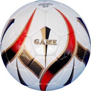 Мяч футбольный ATLAS Game р.5 купить недорого низкая цена  - купить со скидкой