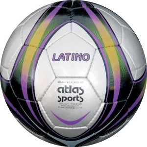 Мяч футбольный ATLAS Latino р.5 купить недорого низкая цена  - купить со скидкой