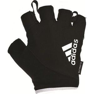 Перчатки для фитнеса Adidas ADGB-12324 WH белые, размер XL купить недорого низкая цена  - купить со скидкой