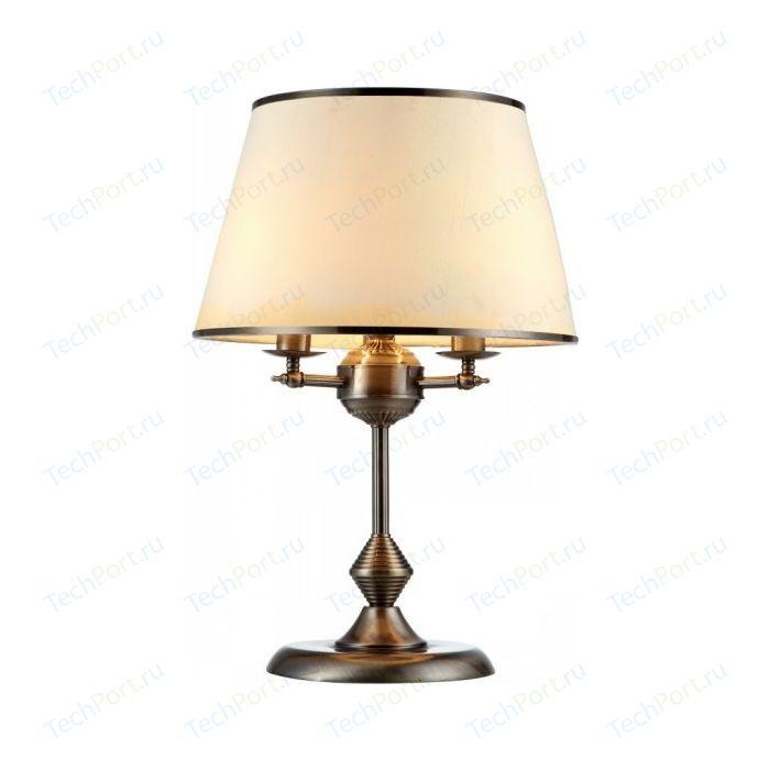 Настольная лампа Arte Lamp A3579LT-3AB
