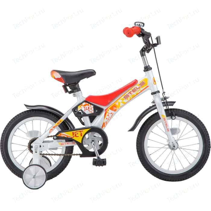 Велосипед Stels Jet 14 Z010 8.5 Белый/красный