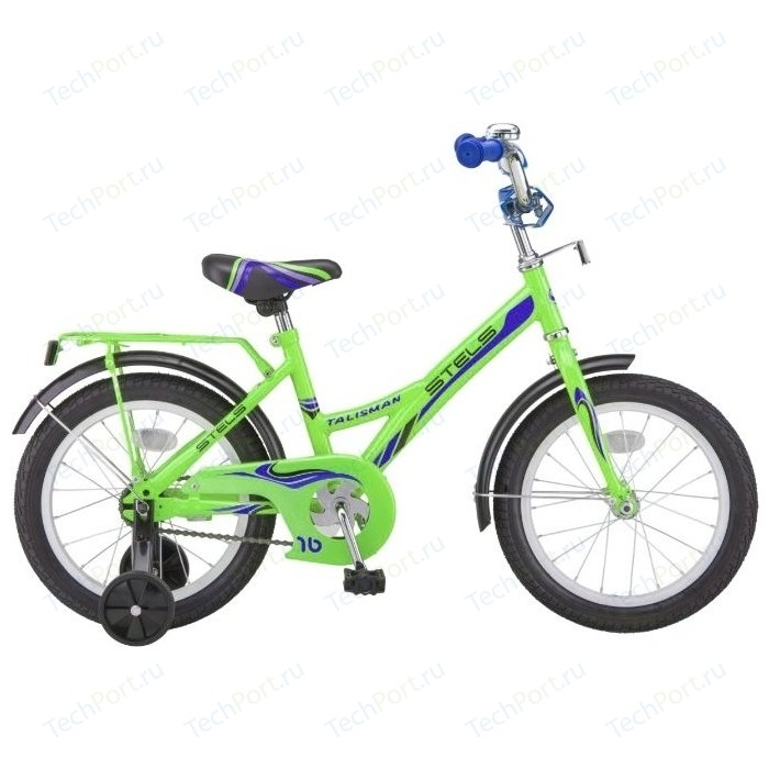 Велосипед Stels Talisman 16 Z010 11 Зелёный