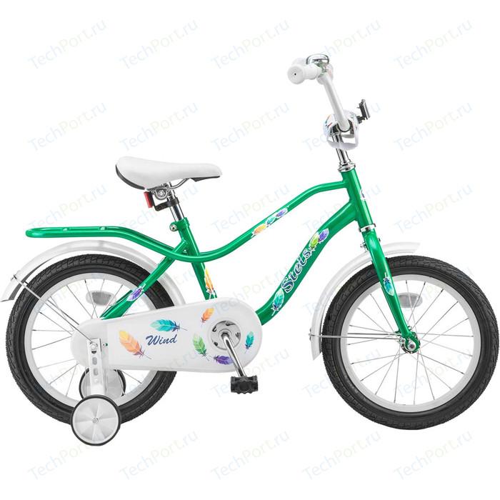 Велосипед Stels 16 Wind Z010 (Зеленый) LU071919