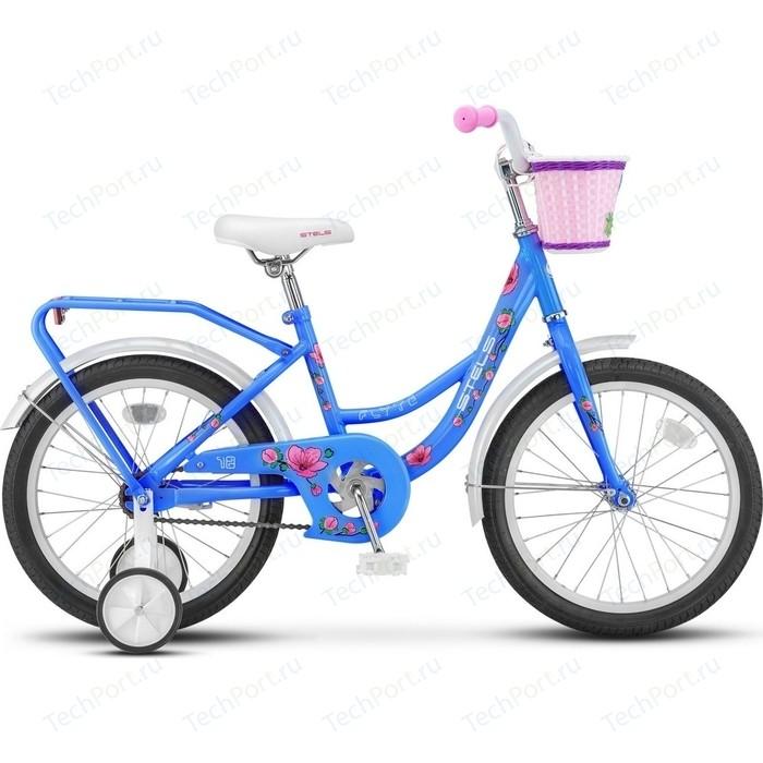 Велосипед Stels 18 Flyte Lady Z011 (Голубой) LU074632