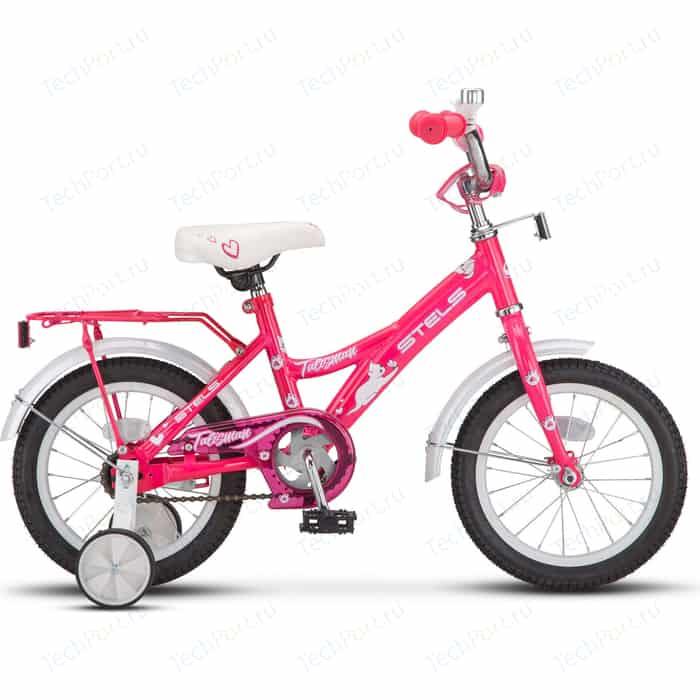 Велосипед Stels 14 Talisman Lady Z010 (Розовый) LU080605