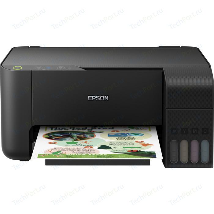 Фото - МФУ Epson L3100 мфу epson l6160