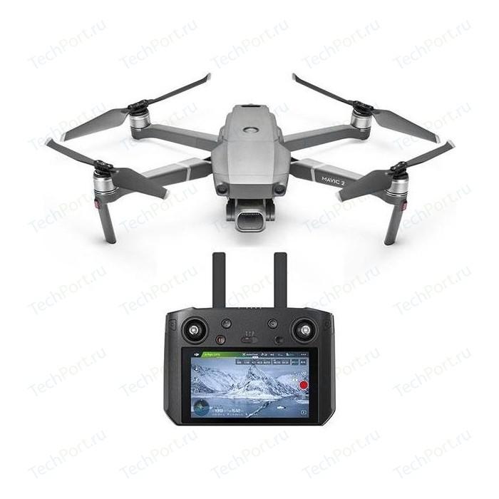 Радиоуправляемый квадрокоптер DJI Mavic 2 Pro (DJI Smart Controller) RTF 2.4G - 6958265175626