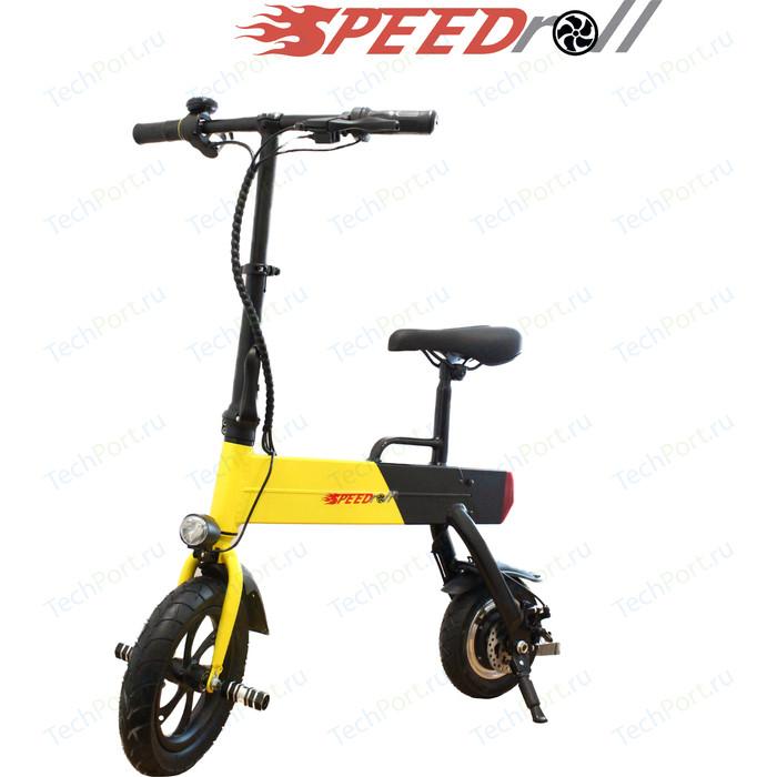 Электроскутер SpeedRoll SG04 Желтый