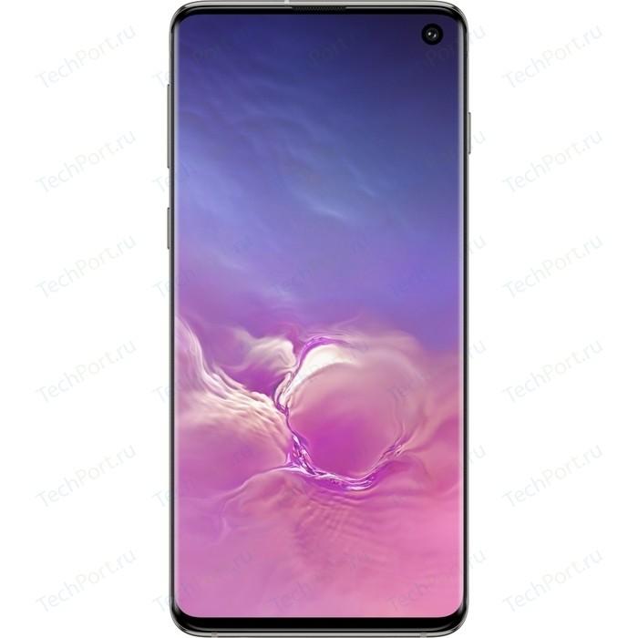 Смартфон Samsung Galaxy S10 8/128GB черный