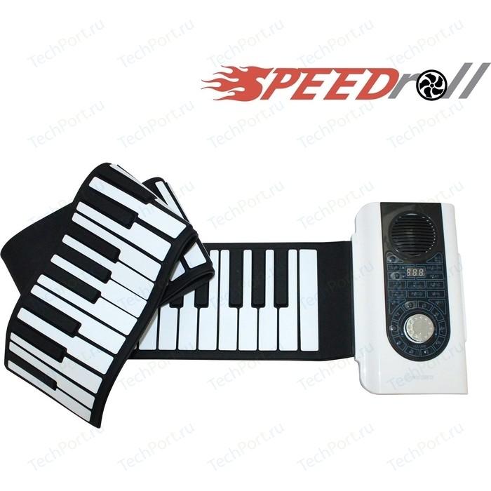 Гибкое пианино SpeedRoll S2088 Черный