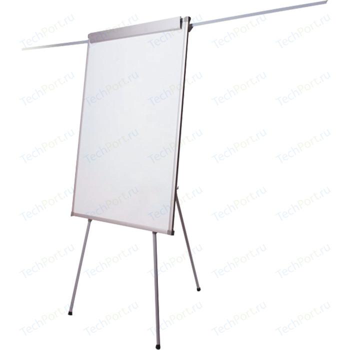 Доска-флипчарт BRAUBERG 236160 с держателями д/бумаг, магнитно-маркерная 70x100