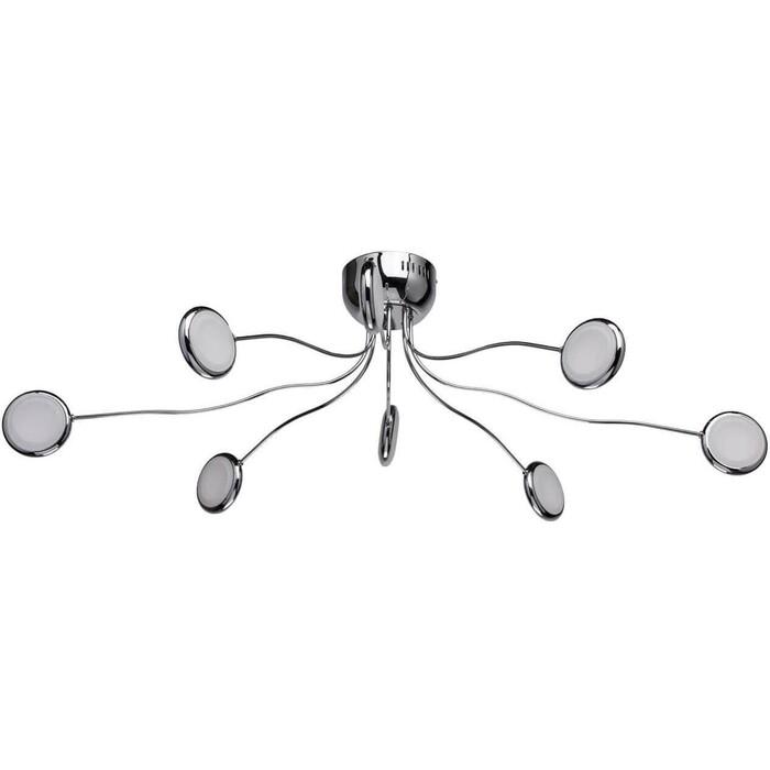 Потолочная светодиодная люстра DeMarkt 609013408