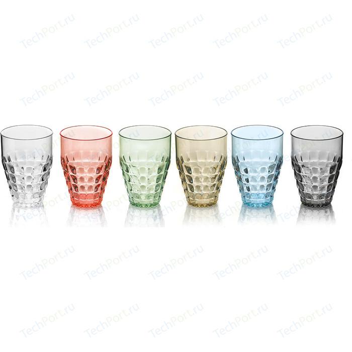 Набор из 6 стаканов 0.5 л Guzzini Tiffany (22570352)