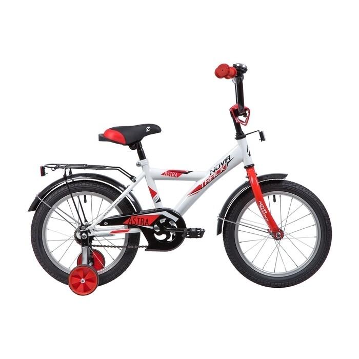 Велосипед 2-х колесный NOVATRACK 16 ASTRA белый 163ASTRA.WT9