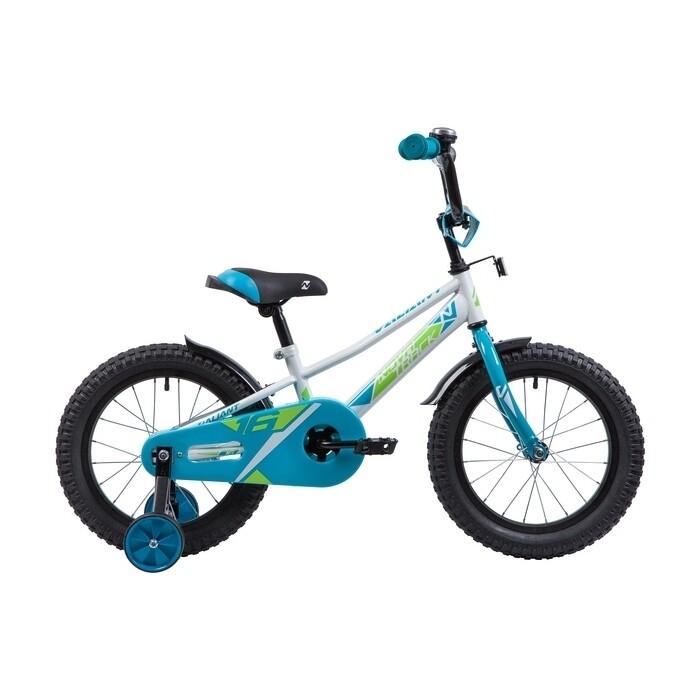 Фото - Велосипед 2-х колесный NOVATRACK 16 VALIANT белый 163VALIANT.WT9 велосипед 2 х колесный capella синий белый gl000432791