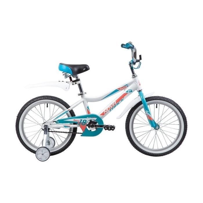 Фото - Велосипед 2-х колесный NOVATRACK 18 NOVARA алюм. белый 185ANOVARA.WT9 велосипед 2 х колесный capella синий белый gl000432791