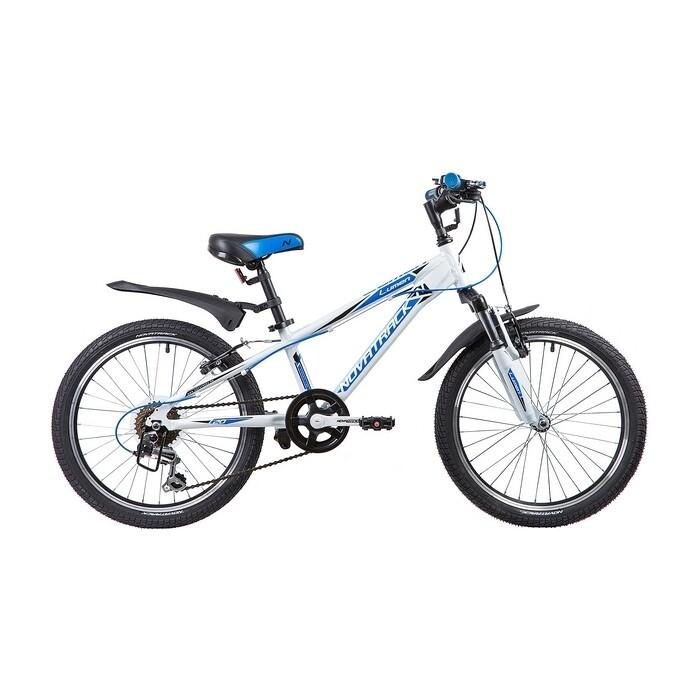 Двухколесный велосипед NOVATRACK 20 LUMEN белый