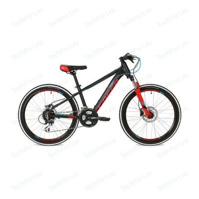 Велосипед 2-х колесный Stinger 24 Magnet Pro 14 черный 24AHD.MAGNEPRO.14BK8